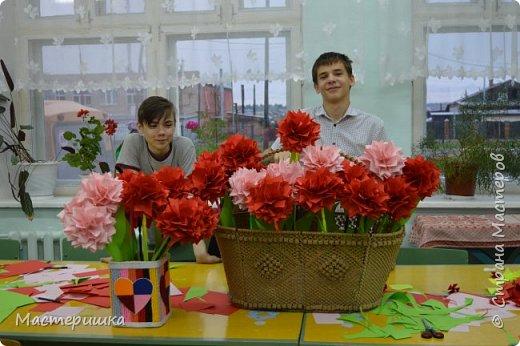 С небольшим опозданием))))) поздравляем всех....со всеми праздниками!!!! События, которые вы увидите в этом фоторепортаже, происходили накануне Дня Учителя!  фото 5