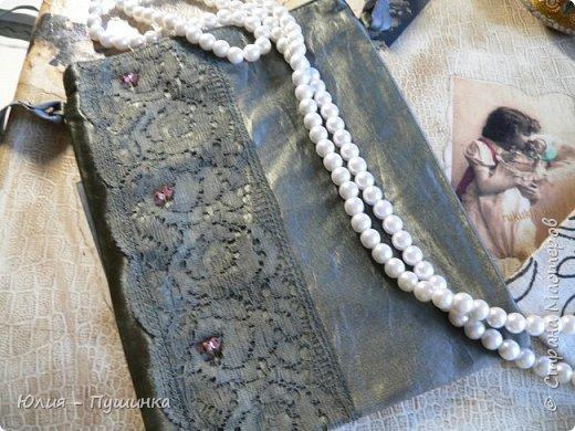 Маленькие сумочки - кармашки, двухсторонние фото 2