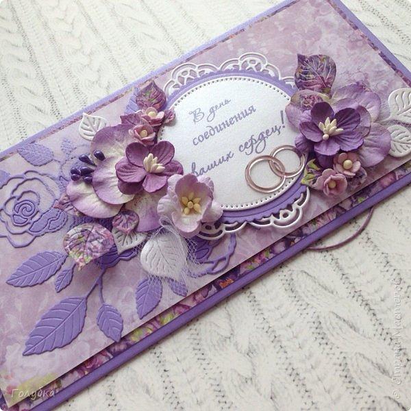"""По прежнему любимая бумага:) Galeria Papieru. """"Purple Rain-Фиолетовый дождь"""" фото 2"""