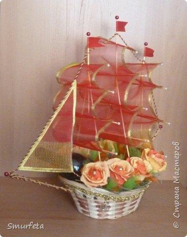 Корабль на юбилей фото 1