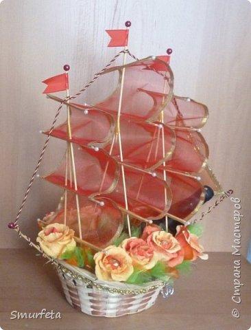 Корабль на юбилей фото 3