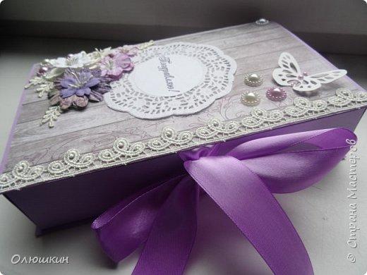 Подарочная коробка фото 4