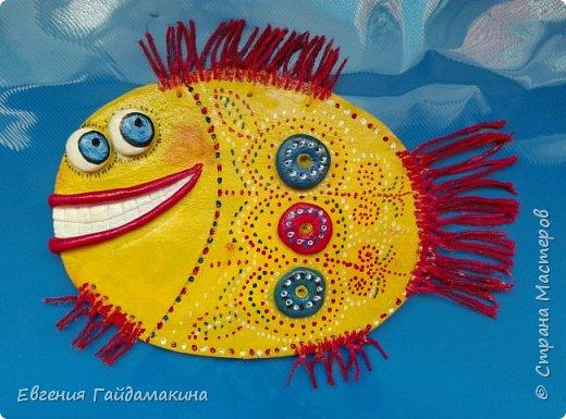Рыбина зубастая