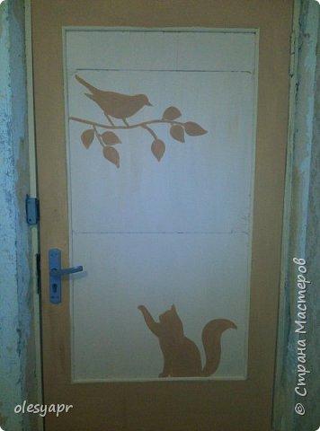 Обновление старых дверей фото 2