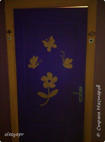 Обновление старых дверей фото 1