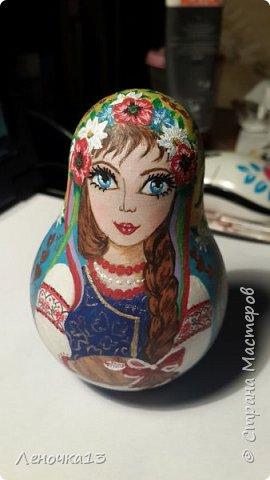 Украиночка (неваляшка) фото 1