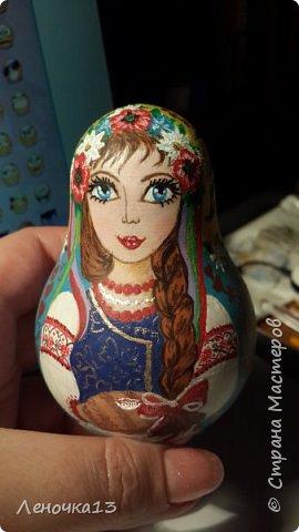 Украиночка (неваляшка) фото 7