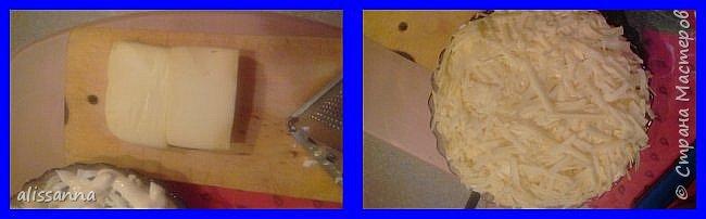 Доброе время суток...жители Страны....давно ничего не выставляла и не надоедала своими салатами...)))))))))) но теперь все болезни позади и я снова на страницах нашей Страны с очередным рецептом салатика...легкий сытный и нежный....))))))))))))) Приношу извинения за качество фото....не любит мой телефон фотографировть....))))))))))))  Продукты понадобятся следующие :  Крабовые палочки - 200 гр ( 10 шт ) Шампиньоны - 400 гр ( у меня свежезамороженные ) Яйца  вареные - 4 шт Сыр - 150 гр Майонез - по вкусу фото 6