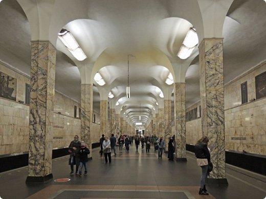 Московского метрополитена, располагающаяся между станциями «Павелецкая» и «Технопарк». фото 2