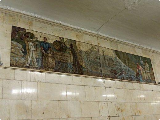 Московского метрополитена, располагающаяся между станциями «Павелецкая» и «Технопарк». фото 4
