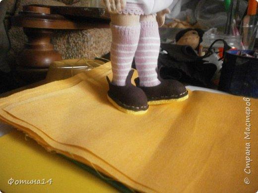 Высота куклы 22 см. фото 12