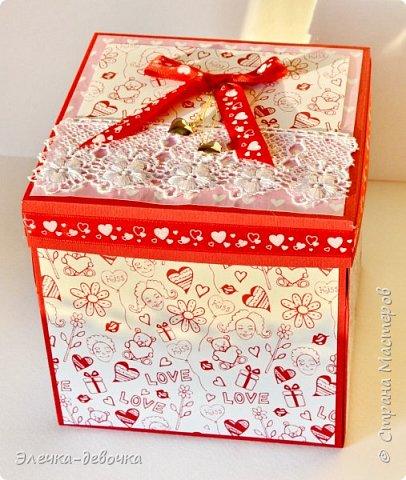 Девушка заказала в подарок для своего молодого человека на день рождения коробочку с фотографиями. фото 2