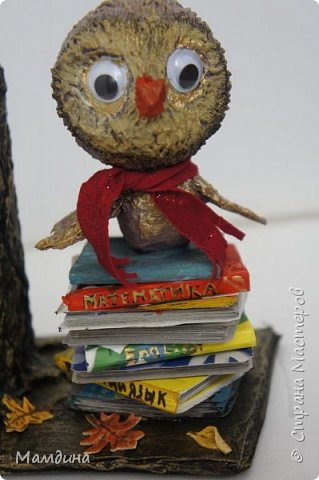 Доброго времени суток! Хочу показать свои осенние поделки! Букетик на первое сентября для учителя моей первоклашки! фото 10