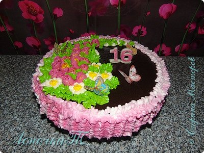 Тортики бывают разные... фото 1