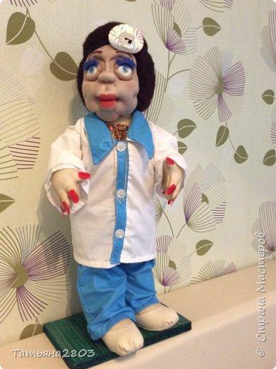 Домовенок. Кукла изготавливается в единственном экземпляре. Повторов нет. фото 3