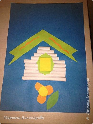 Работы моей младшей сестры. 2 часть фото 1