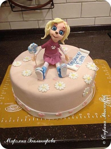 У моей сестры завтра День Рождения и мы с мамой решили сделать ей торт. фото 1