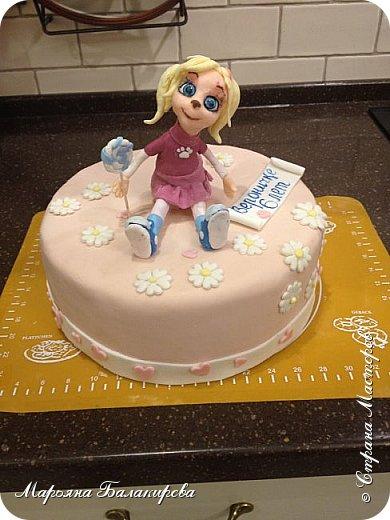 У моей сестры завтра День Рождения и мы с мамой решили сделать ей торт. фото 5