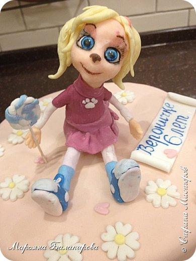 У моей сестры завтра День Рождения и мы с мамой решили сделать ей торт. фото 3