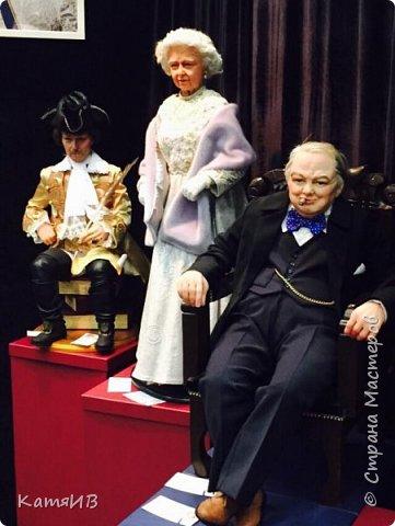 "Кукла ""Уинстон Черчилль"" автор Тимкаева Елена фото 6"