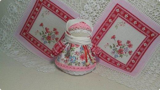 Новая Крупеничка. Куколка получилась яркая, нарядная, в русском стиле.  фото 2