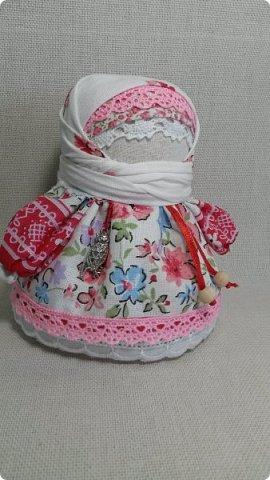 Новая Крупеничка. Куколка получилась яркая, нарядная, в русском стиле.  фото 6