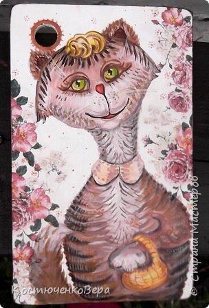 Иногда хочется нарисовать кошек. фото 3