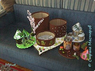 """""""Ореховое настроение"""" -Вот такая осень,орешки с розами и зелёный чай. фото 6"""