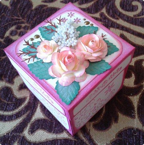 Доброго времени суток всем жителям и гостям СМ!!! Вот такой комплект мне заказали для подарка....кукла и Меджик Бокс...)))) фото 3