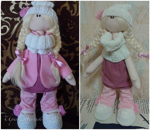 Доброго времени суток всем жителям и гостям СМ!!! Вот такой комплект мне заказали для подарка....кукла и Меджик Бокс...)))) фото 2