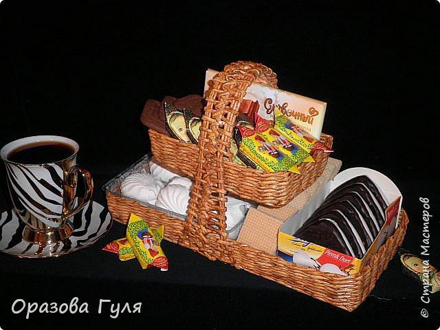 Сухарница - конфетница. фото 3