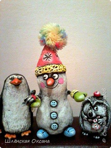 Доброго времени суток,Страна Мастеров!Ну вот наконец покрасила пингвинов.Пингвины уезжают в Красноярск. фото 6
