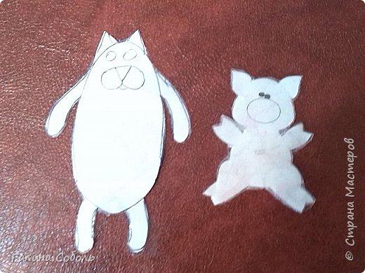 В моём небольшом МК покажу как я сшила милых сказочных персонажей. фото 8