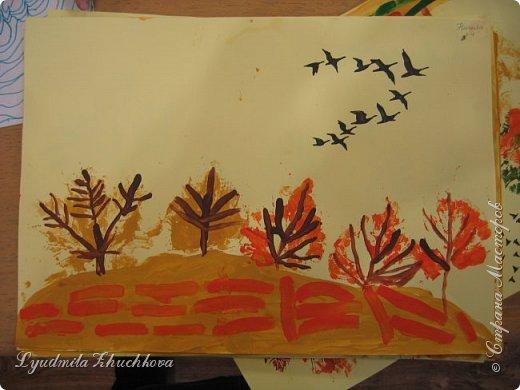 Осенний пейзаж фото 7