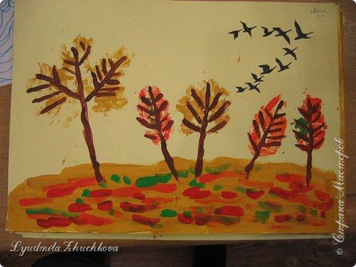 Осенний пейзаж фото 9