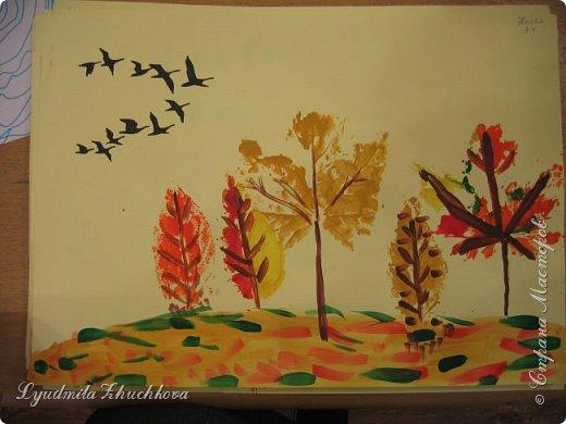 Осенний пейзаж фото 8