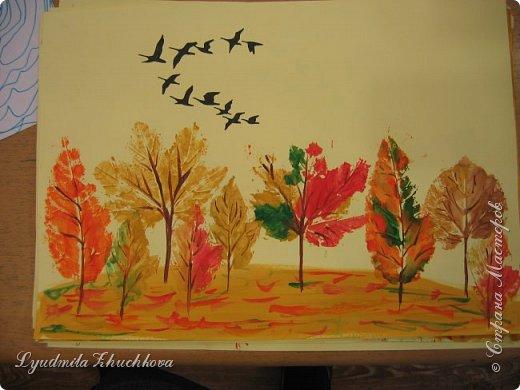 Осенний пейзаж фото 10