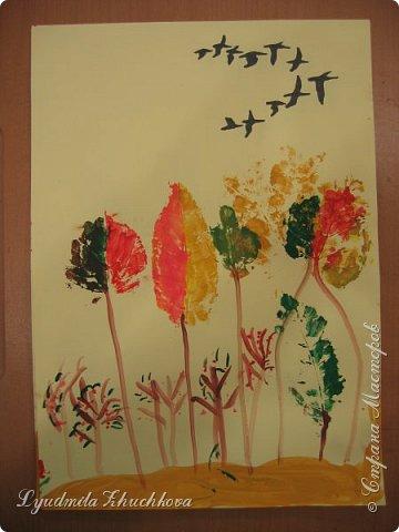 Осенний пейзаж фото 3