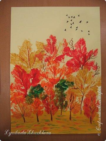 Осенний пейзаж фото 1