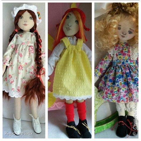 Всем Привет!А я учусь шить текстильных куколок.Хожу на М.К.в Алматы.  фото 4