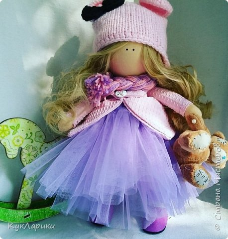 Всем Привет!А я учусь шить текстильных куколок.Хожу на М.К.в Алматы.  фото 3