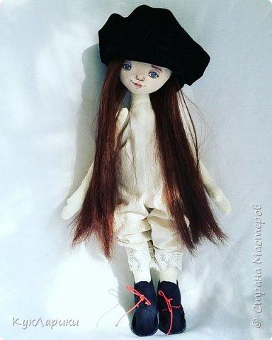 Всем Привет!А я учусь шить текстильных куколок.Хожу на М.К.в Алматы.  фото 2