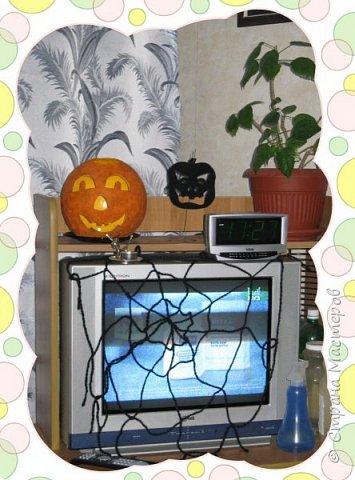 А мне нравится Хэллоуин! Это же такой чудесный повод разнообразить серые будни и устроить детям праздник. Вариация на тему Круэллы де Вил: (на фото  автор) фото 5