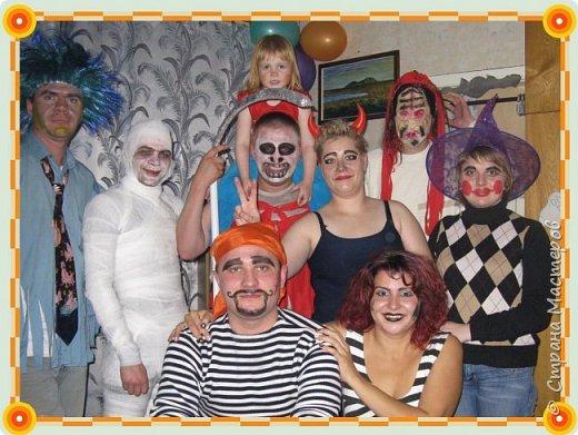 А мне нравится Хэллоуин! Это же такой чудесный повод разнообразить серые будни и устроить детям праздник. Вариация на тему Круэллы де Вил: (на фото  автор) фото 2