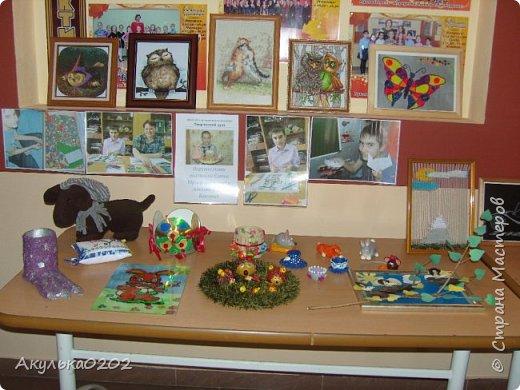 13 мая состоялась , наша с сыном, первая , персональная выставка!! фото 1
