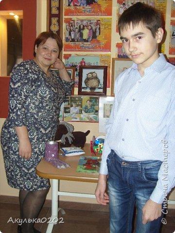13 мая состоялась , наша с сыном, первая , персональная выставка!! фото 5