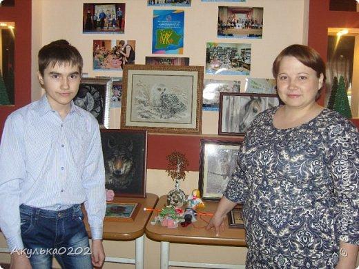 13 мая состоялась , наша с сыном, первая , персональная выставка!! фото 8