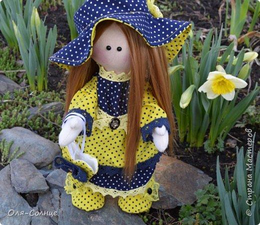 Кукла Елизоветта фото 1