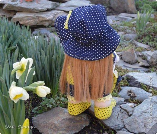 Кукла Елизоветта фото 3