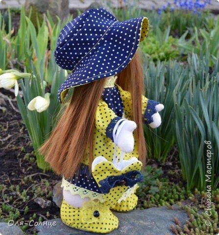 Кукла Елизоветта фото 2